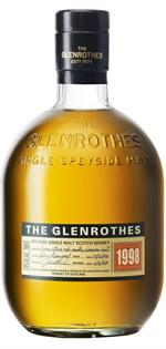 Glenrothes Scotch Single Malt 1998 1998...